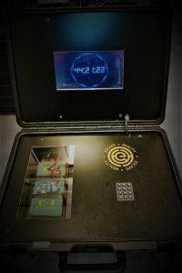 escaperoom koffer